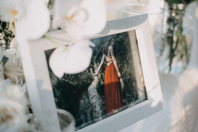 The Wedding of Gina & Region by Red Gardenia - 023