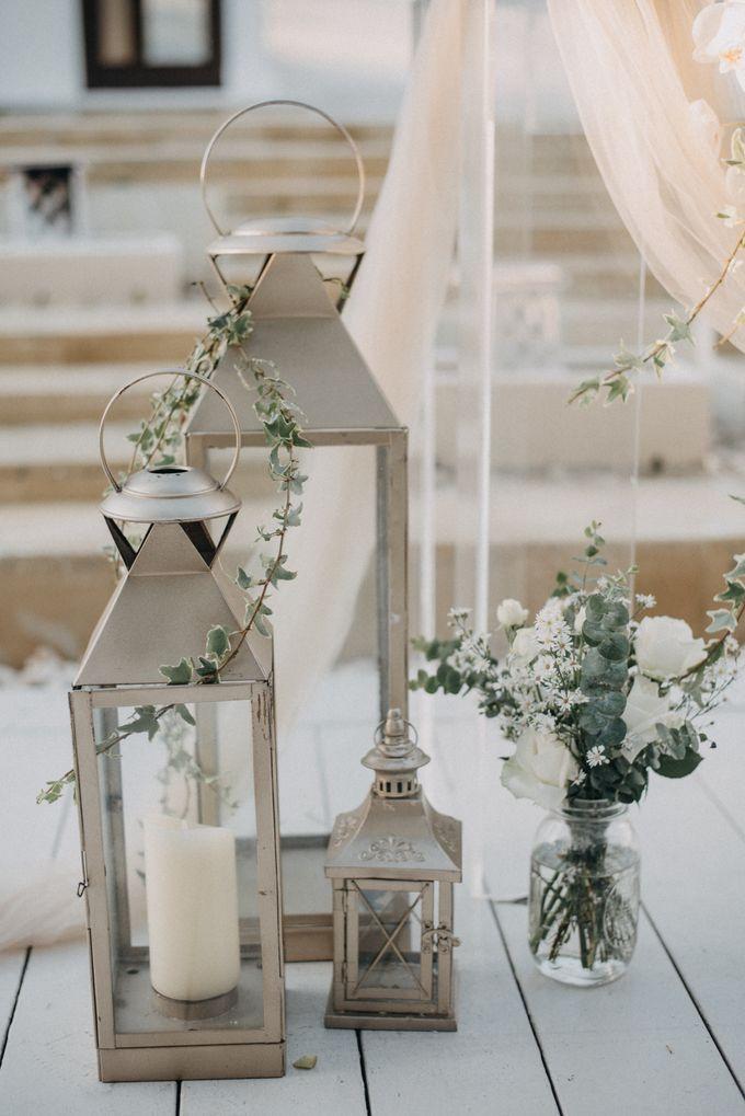 The Wedding of Gina & Region by Red Gardenia - 024