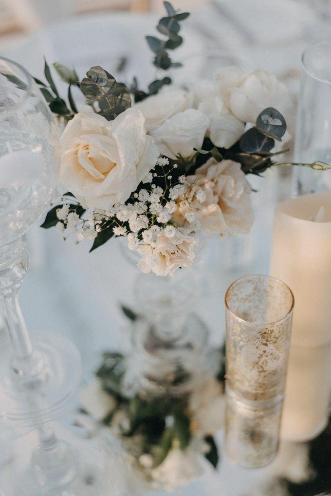 The Wedding of Gina & Region by Red Gardenia - 030