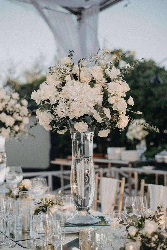 The Wedding of Gina & Region by Red Gardenia - 034