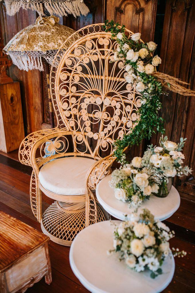 Rustic Decor at Jeeva Saba Villa by d'Oasis Florist & Decoration - 013
