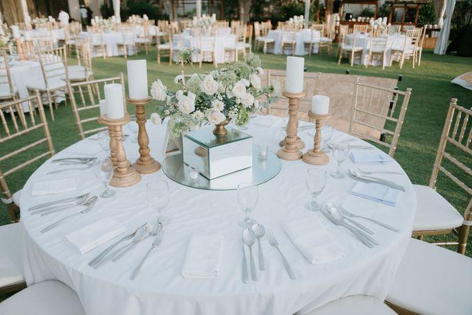 Wedding Decoration at Villa Phalosa by d'Oasis Florist & Decoration - 012