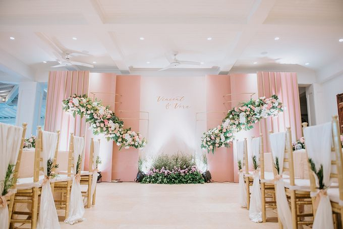 The Wedding of Vincent & Vera by Bali Yes Florist - 007
