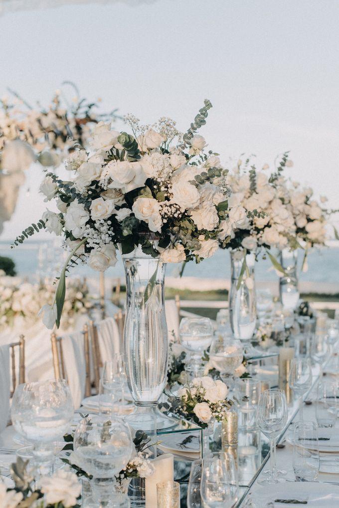 The Wedding of Gina & Region by Red Gardenia - 039