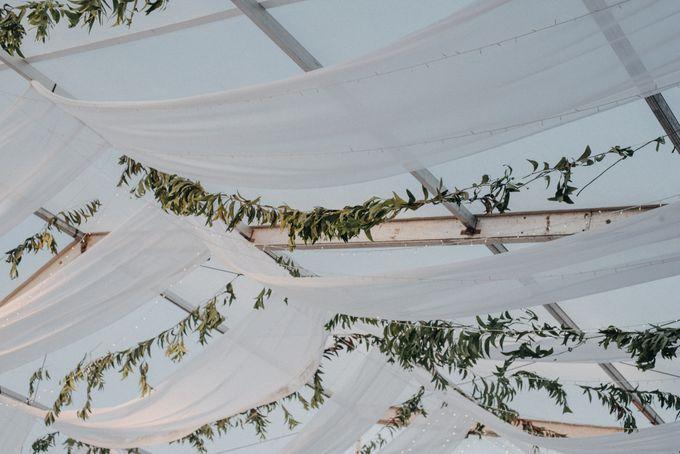 The Wedding of Gina & Region by Red Gardenia - 040