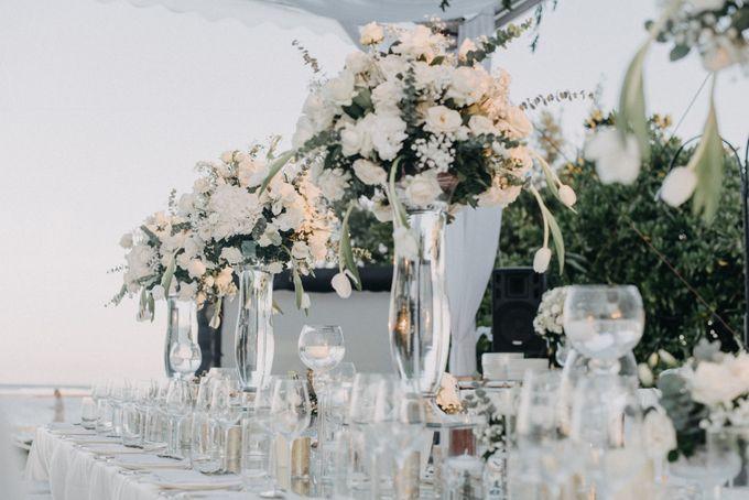 The Wedding of Gina & Region by Red Gardenia - 047