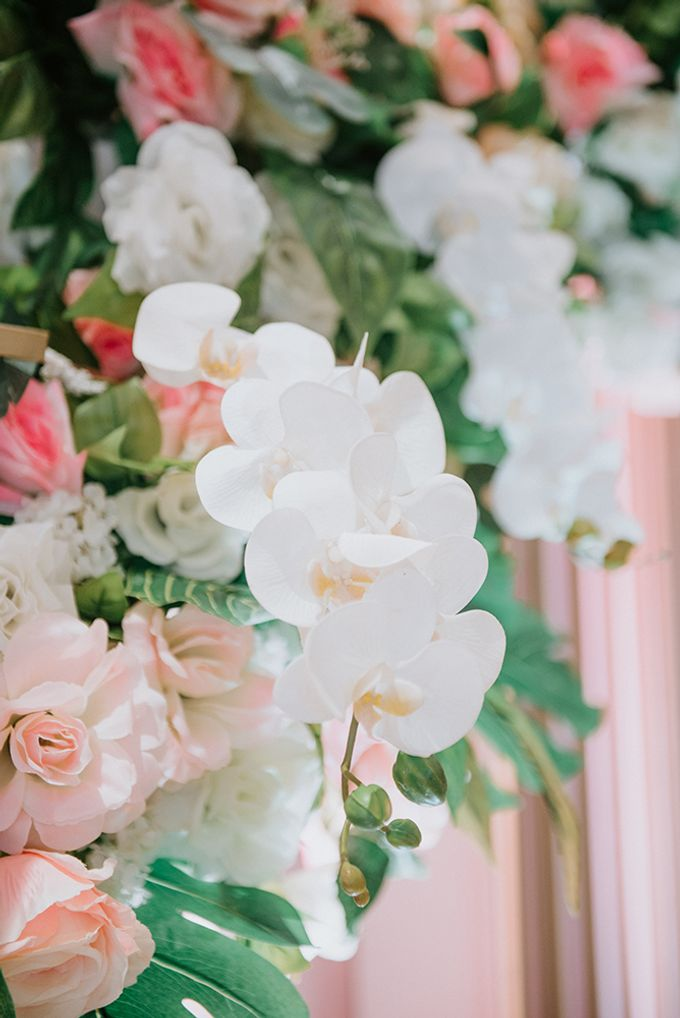The Wedding of Vincent & Vera by Bali Yes Florist - 008