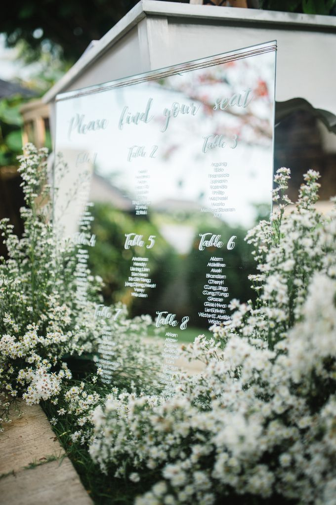 The Wedding of  Tommy & Jenifer by Bali Yes Florist - 014