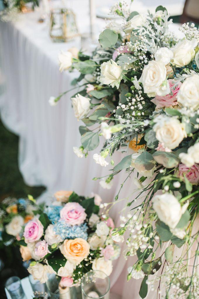 The Wedding of  Tommy & Jenifer by Bali Yes Florist - 010