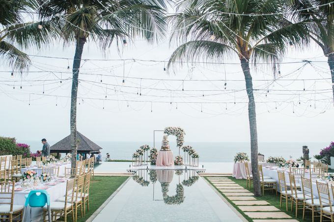 The Wedding of  Tommy & Jenifer by Bali Yes Florist - 015