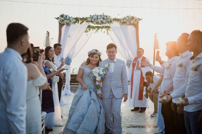 Wedding of Martin and Vita by Jimbaran Bay Beach Resort and Spa - 010