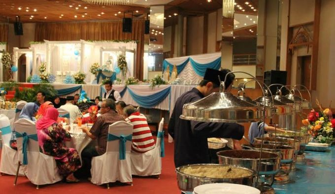 Wedding Reception by Sri Munura Catering Services - 007