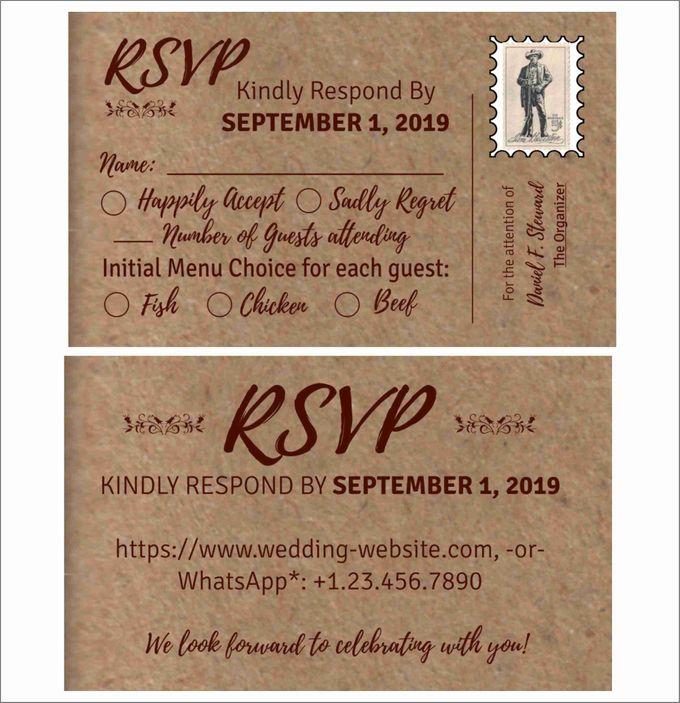 Emily & Jack Wood Invitation Cards by EverlastingID - 005