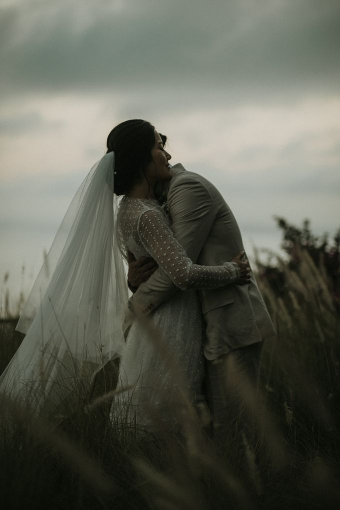 Chris & Calista Real Wedding at The Stone House by Tirtha by Tirtha Bali - 033