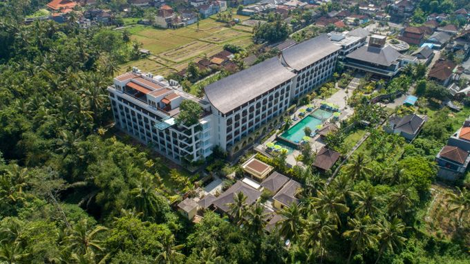 The Plaza at Element By Westin Bali Ubud by Element by Westin Bali Ubud - 005