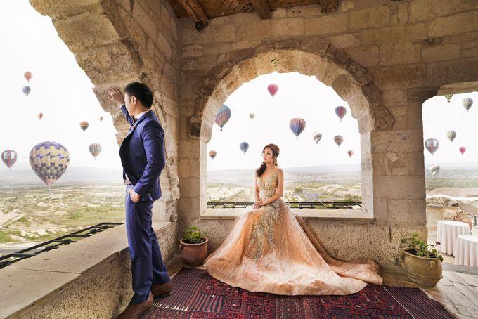 Casual Destination PreWedding at Cappadocia by ALLUREWEDDINGS - 011