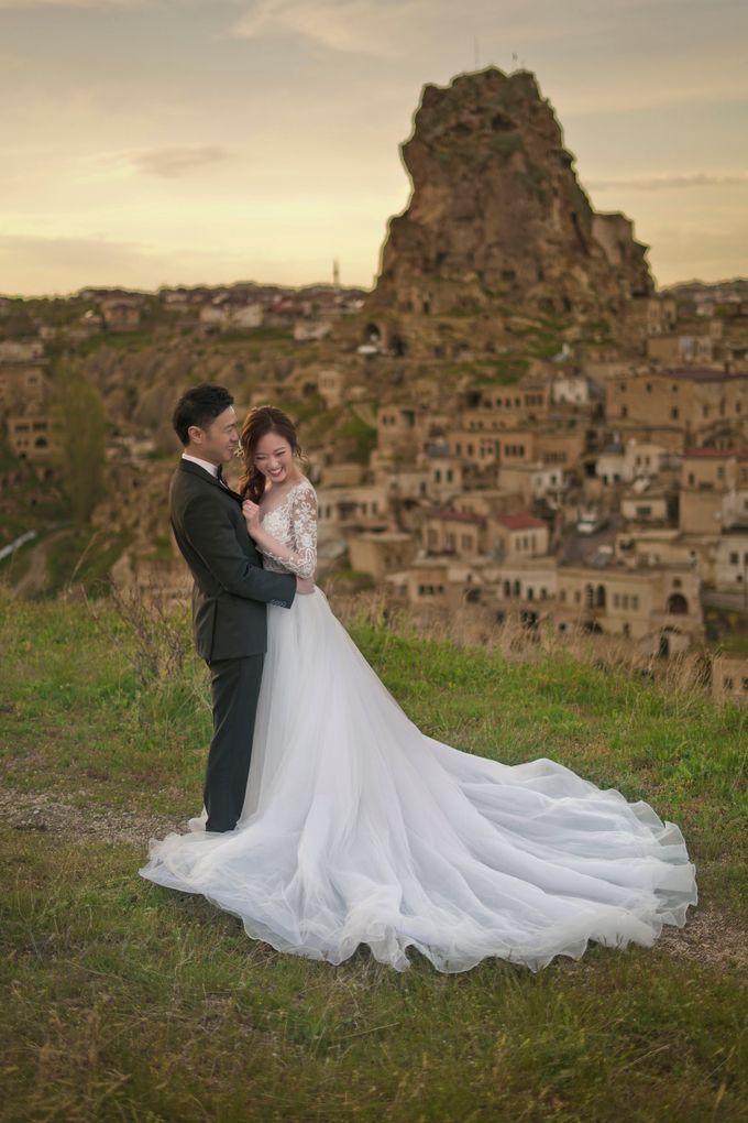 Casual Destination PreWedding at Cappadocia by ALLUREWEDDINGS - 003