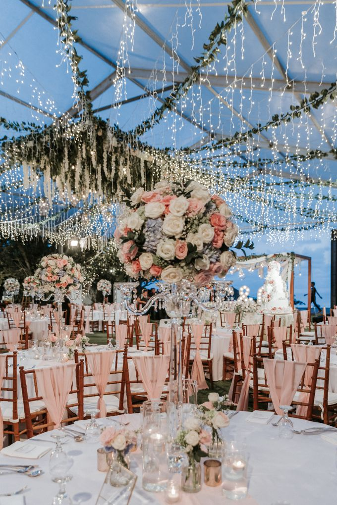 Wedding of Christopher & Catherine at Pandawa Cliff Estate by Silverdust Decoration - 028