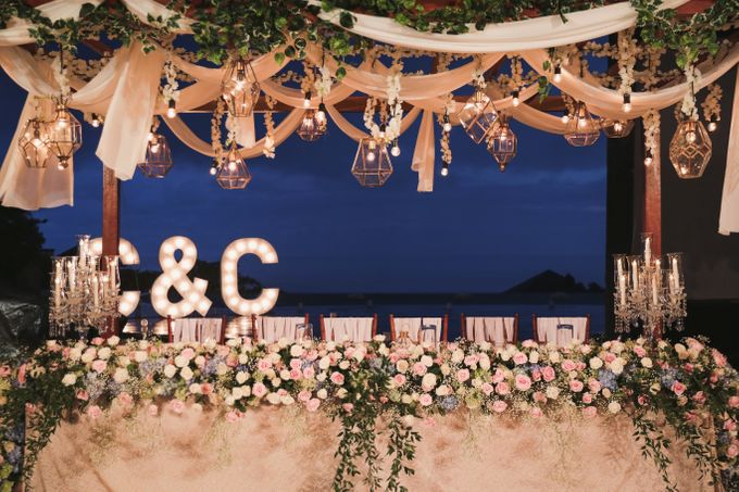 Wedding of Christopher & Catherine at Pandawa Cliff Estate by Silverdust Decoration - 029