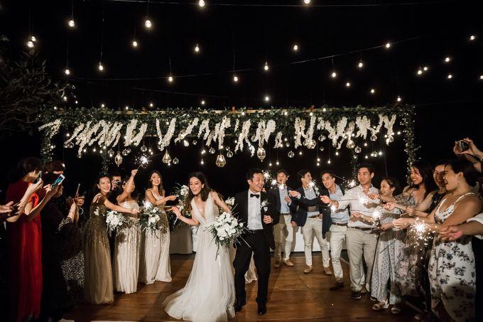 Beautiful Seashore Wedding of Loretta & Felix by Silverdust Decoration - 036