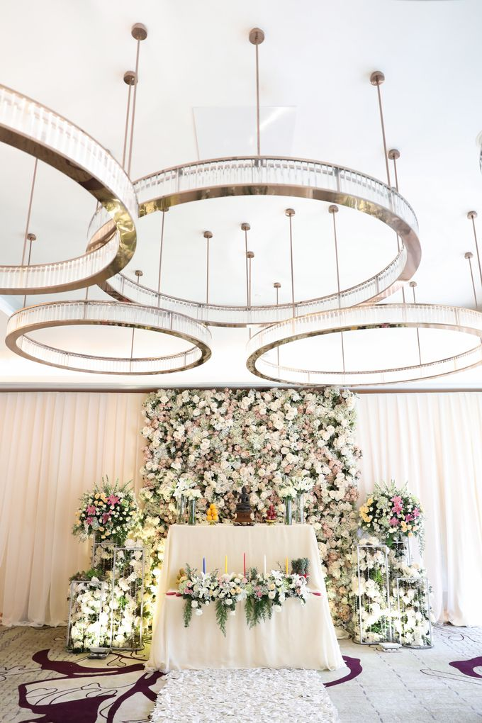 Holy Matrimony & Tea Ceremony Rendy & Tiffany by WYMM Organizer - 001