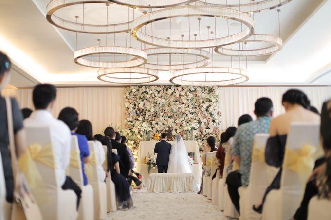 Holy Matrimony & Tea Ceremony Rendy & Tiffany by Priscilla Myrna - 001