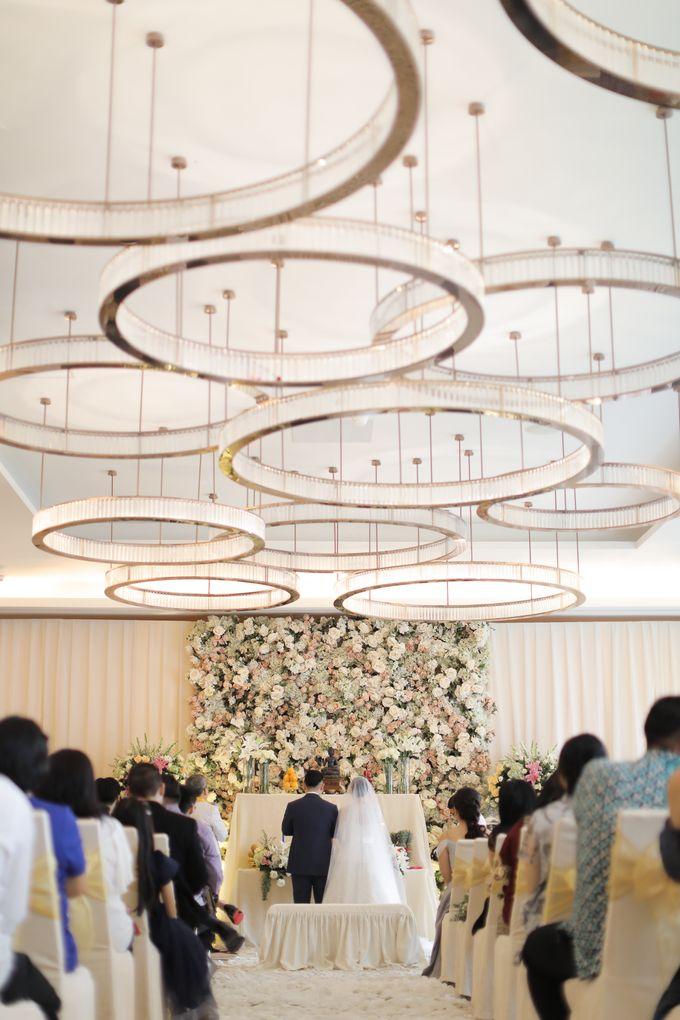 Holy Matrimony & Tea Ceremony Rendy & Tiffany by Priscilla Myrna - 002