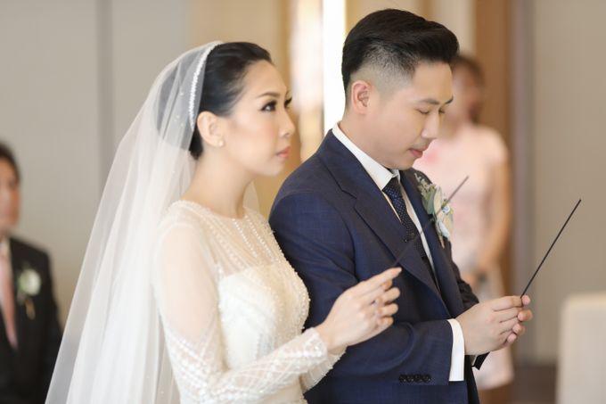 Holy Matrimony & Tea Ceremony Rendy & Tiffany by Priscilla Myrna - 003