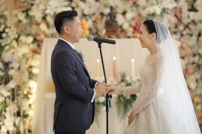 Holy Matrimony & Tea Ceremony Rendy & Tiffany by WYMM Organizer - 006