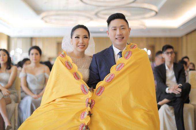 Holy Matrimony & Tea Ceremony Rendy & Tiffany by WYMM Organizer - 008