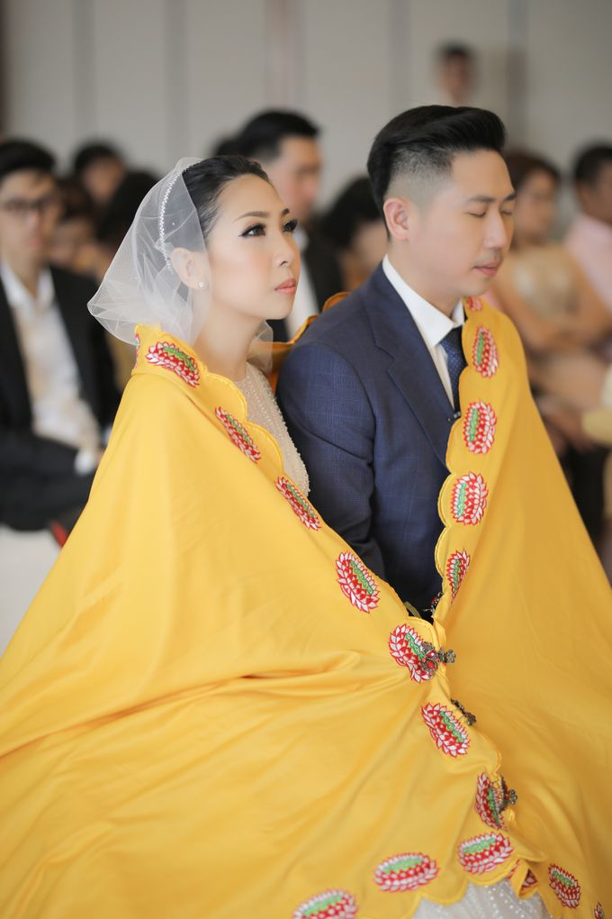 Holy Matrimony & Tea Ceremony Rendy & Tiffany by Priscilla Myrna - 008
