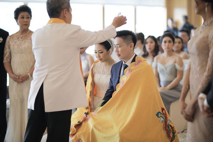 Holy Matrimony & Tea Ceremony Rendy & Tiffany by WYMM Organizer - 010