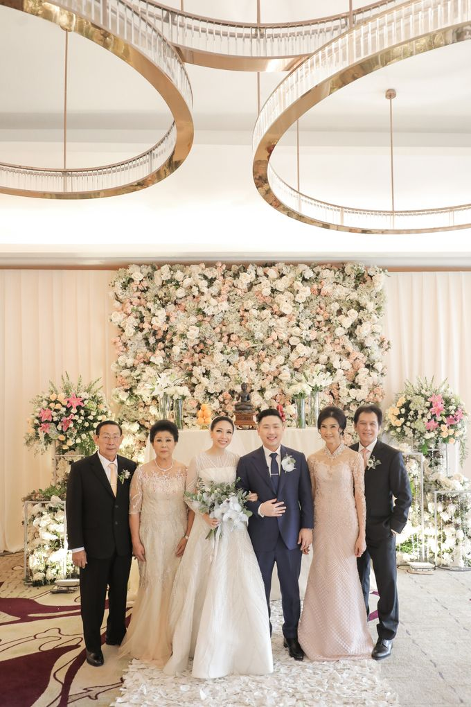 Holy Matrimony & Tea Ceremony Rendy & Tiffany by Priscilla Myrna - 015