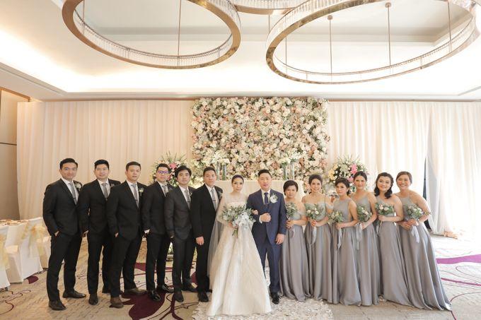 Holy Matrimony & Tea Ceremony Rendy & Tiffany by Priscilla Myrna - 021