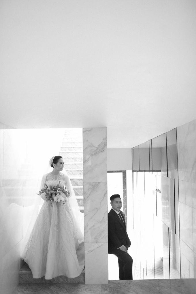 Preparation of Rendy & Tiffany by Priscilla Myrna - 023