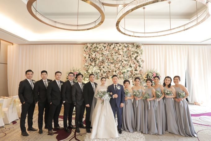 Holy Matrimony & Tea Ceremony Rendy & Tiffany by Priscilla Myrna - 022