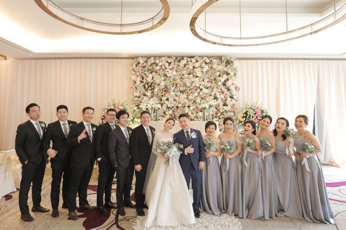 Holy Matrimony & Tea Ceremony Rendy & Tiffany by Priscilla Myrna - 023