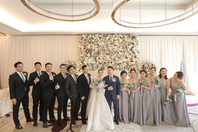 Holy Matrimony & Tea Ceremony Rendy & Tiffany by Priscilla Myrna - 024
