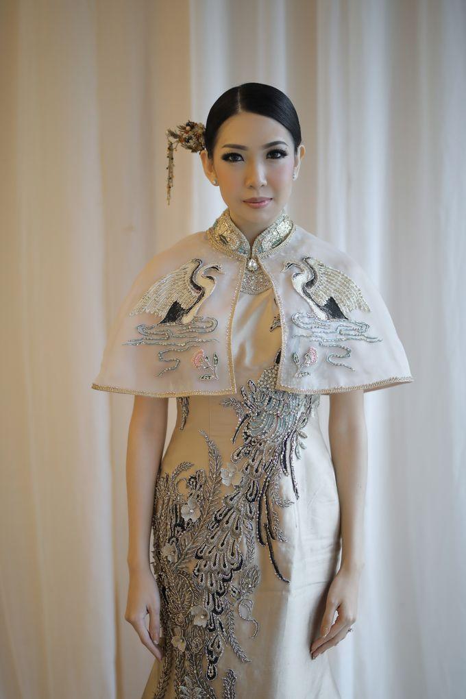 Holy Matrimony & Tea Ceremony Rendy & Tiffany by Priscilla Myrna - 031