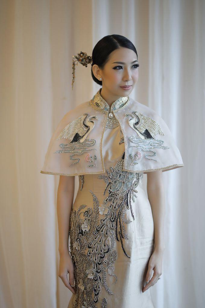 Holy Matrimony & Tea Ceremony Rendy & Tiffany by Priscilla Myrna - 032