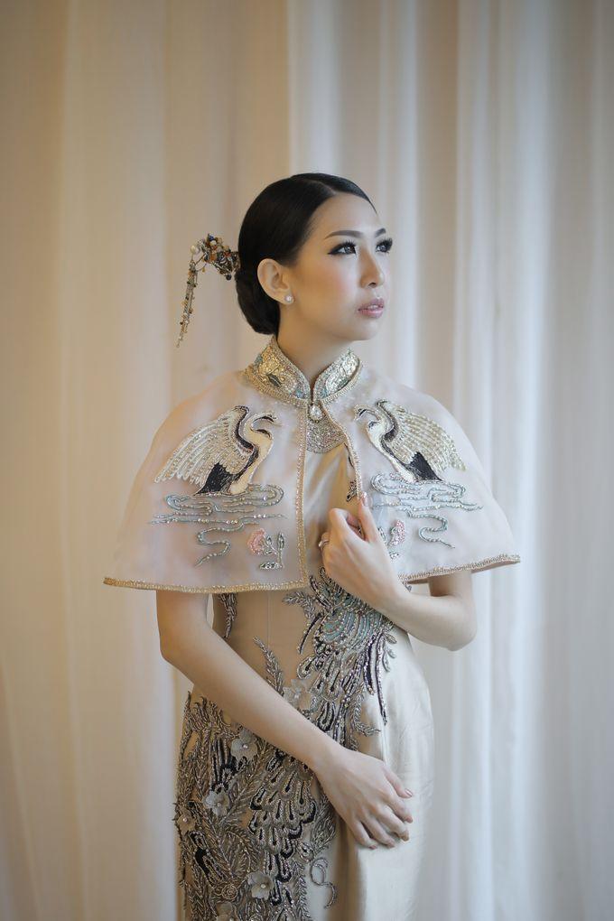 Holy Matrimony & Tea Ceremony Rendy & Tiffany by Priscilla Myrna - 033