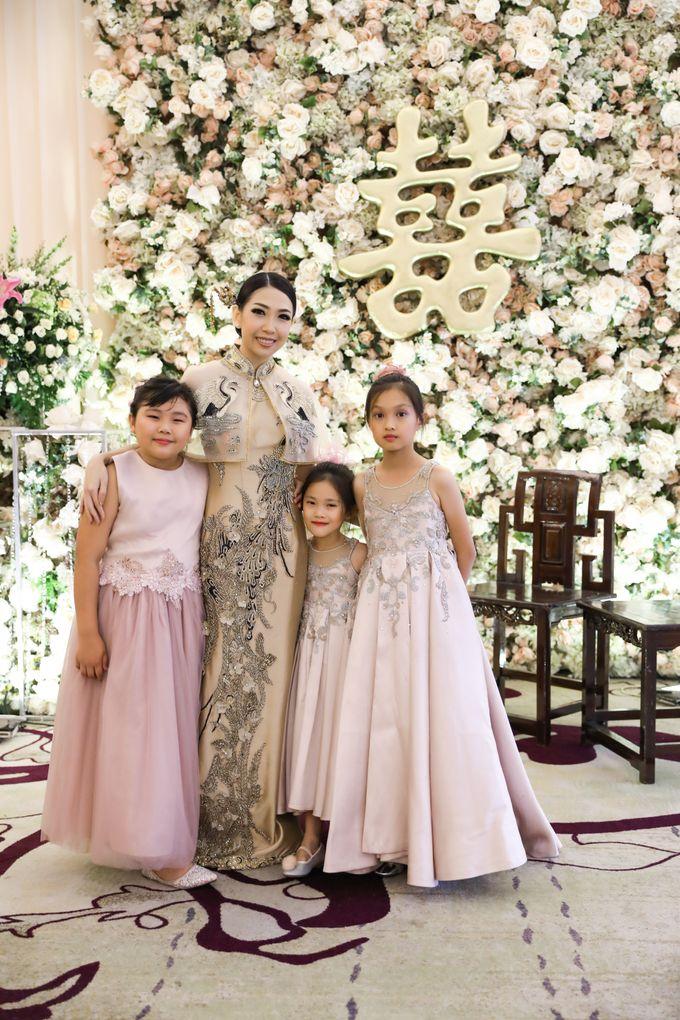 Holy Matrimony & Tea Ceremony Rendy & Tiffany by WYMM Organizer - 036