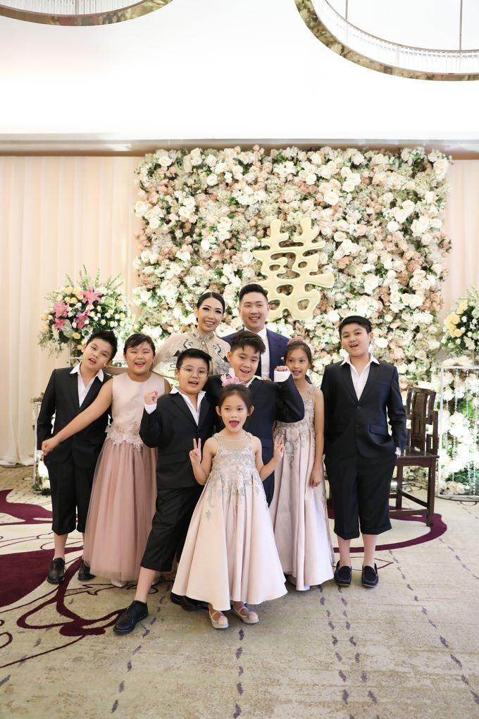 Holy Matrimony & Tea Ceremony Rendy & Tiffany by WYMM Organizer - 038