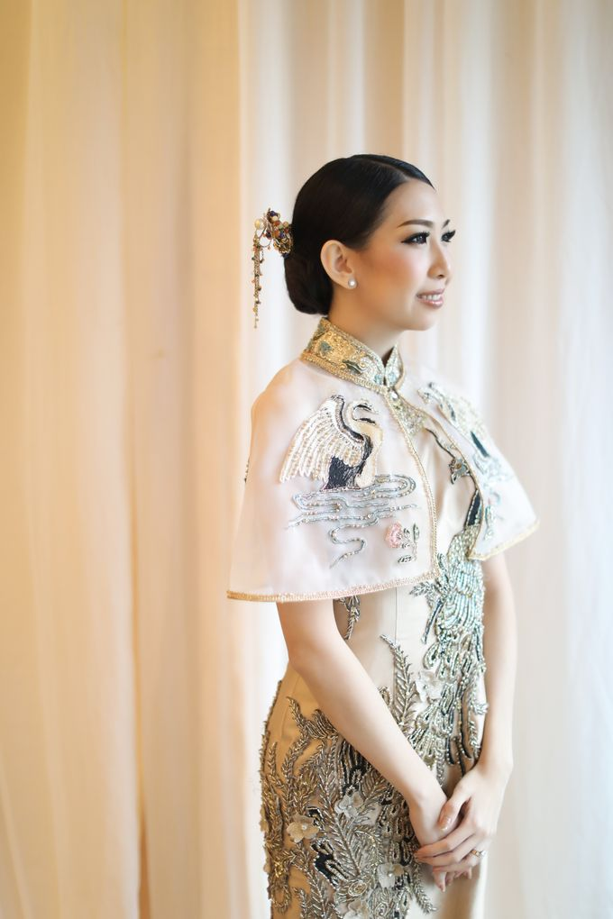Holy Matrimony & Tea Ceremony Rendy & Tiffany by Priscilla Myrna - 038