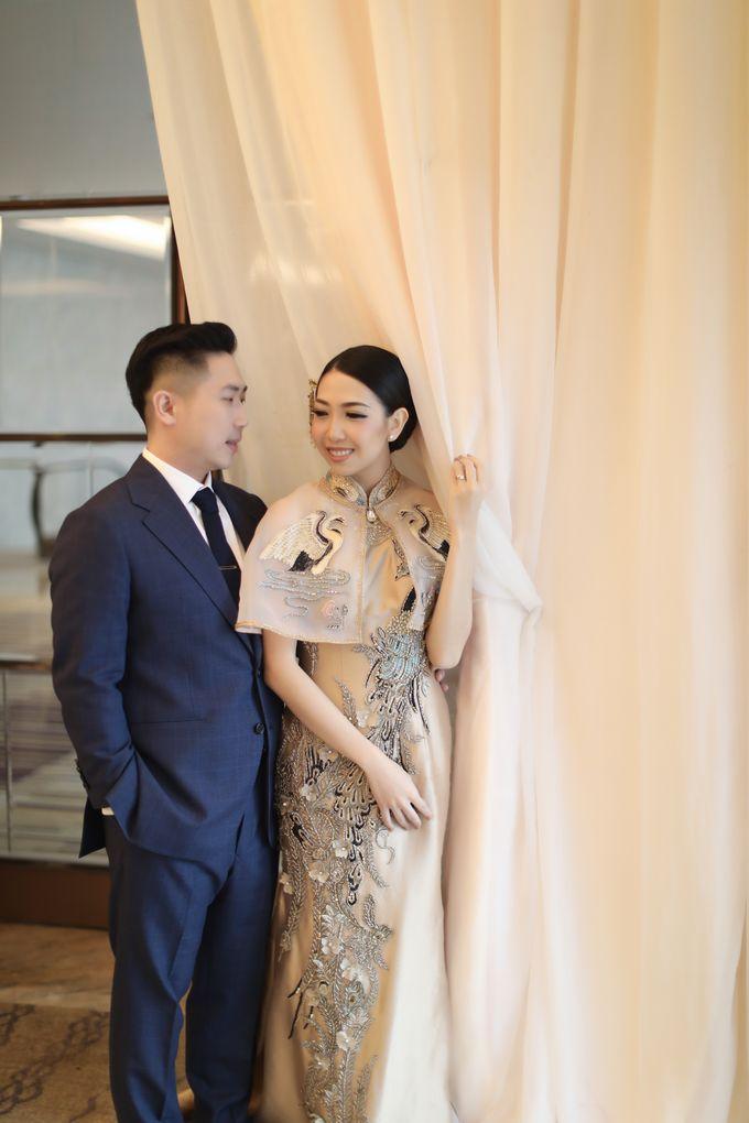 Holy Matrimony & Tea Ceremony Rendy & Tiffany by WYMM Organizer - 040