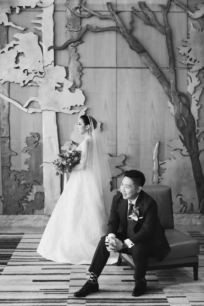 The Wedding of Rendy & Tiffany by Brillington & Brothers - 001