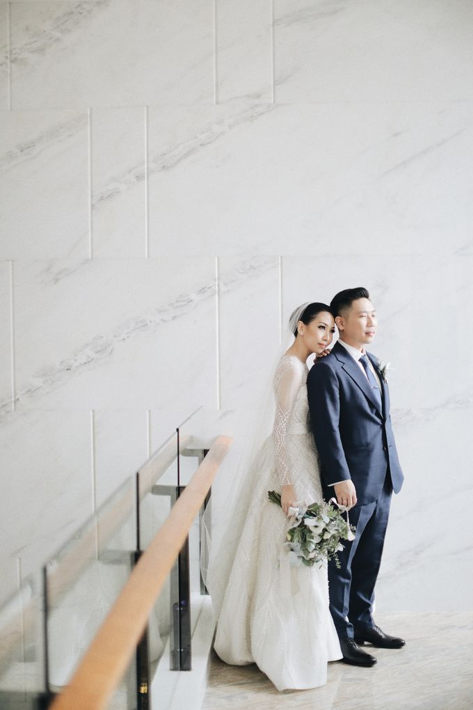 The Wedding of Rendy & Tiffany by Brillington & Brothers - 003