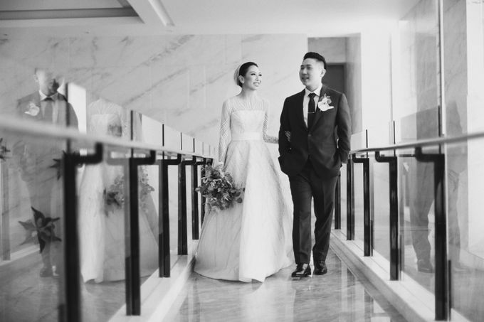 The Wedding of Rendy & Tiffany by Brillington & Brothers - 004