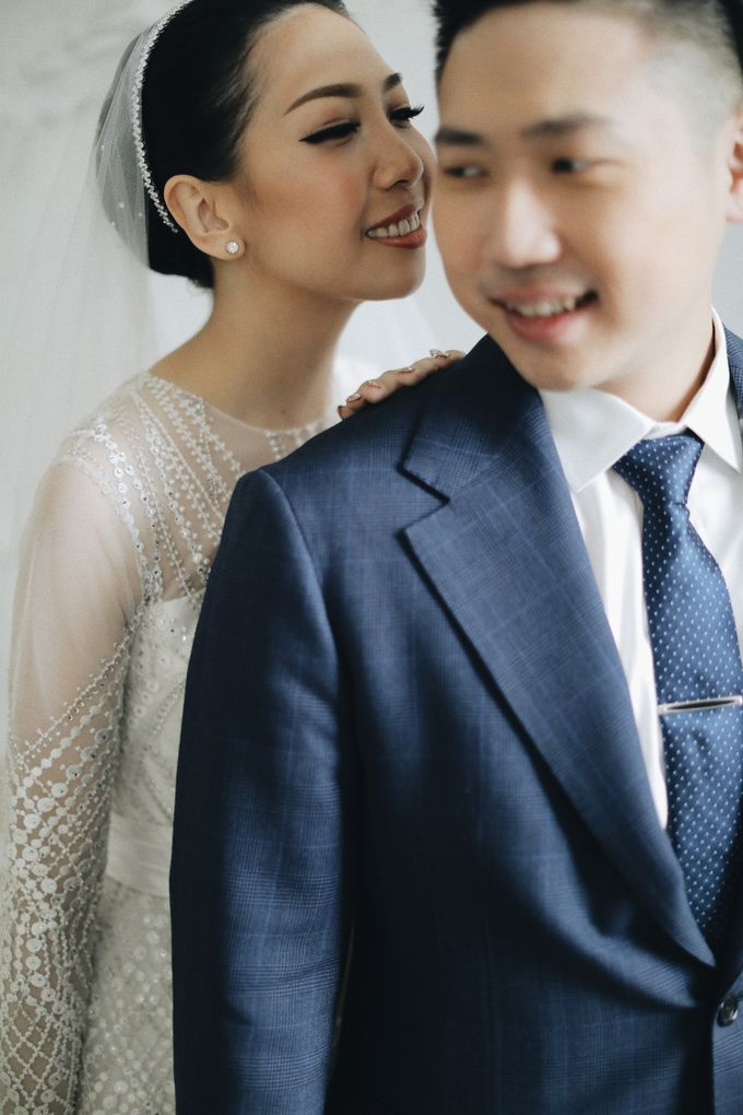 The Wedding of Rendy & Tiffany by Brillington & Brothers - 005