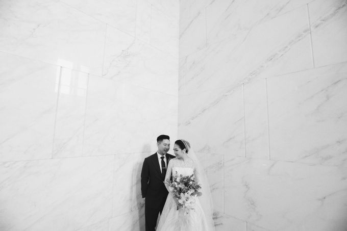 The Wedding of Rendy & Tiffany by Brillington & Brothers - 006